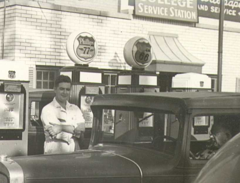 John Edward Jr., took over the business after working at a downtown Madison service station named the Collage Service station. It was located on University Avenue where Bill's Key shop is today.