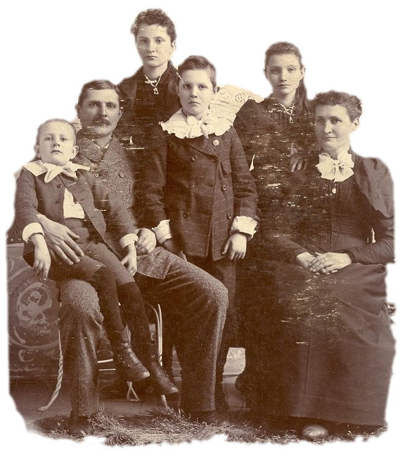 In the late 1800's Edward T McGilligan and his wife Elizabeth Ann moved to Madison Wisconsin from the family homestead near Dodgville WI.