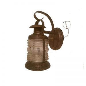 1940's Copper Cape Cod Porch Light