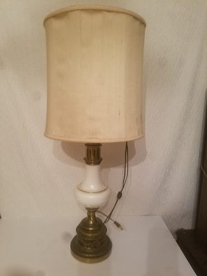 Pair of 1950's Stiffel Lamps