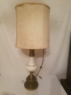 Pair of 1950's Stiffel Lamps