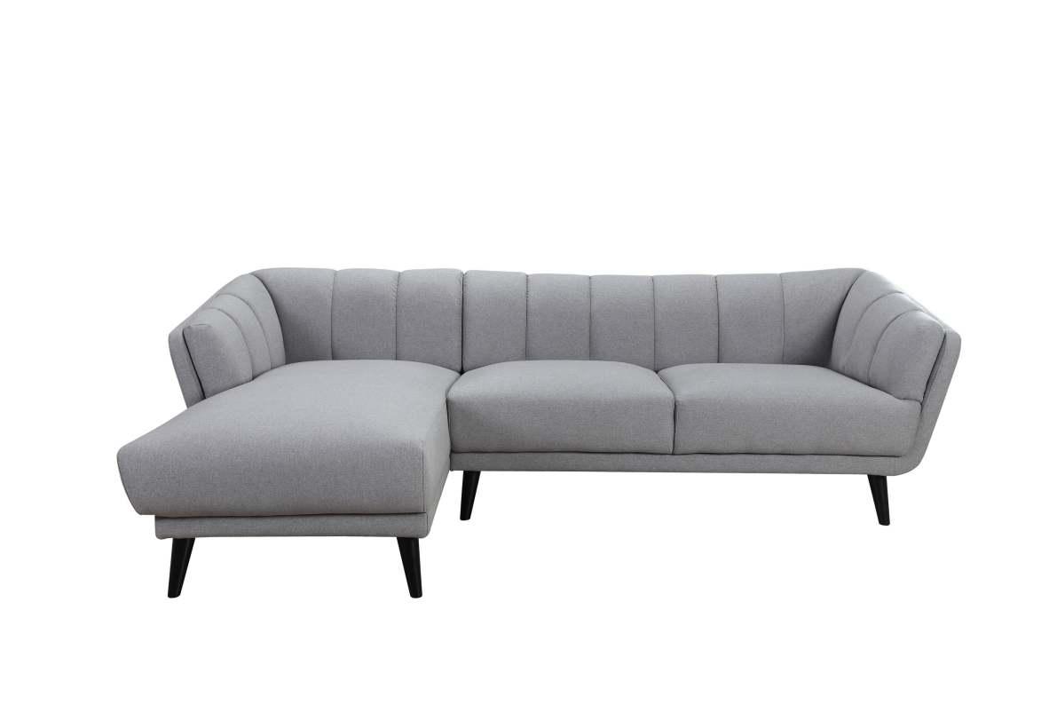 Blake RAF Single Arm 2 Seater - Slate Grey - McGilligan\'s Furniture ...
