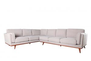 Camden LAF Single Arm Corner Sofa – Cloud