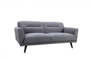 Erin Loveseat – Slate Grey