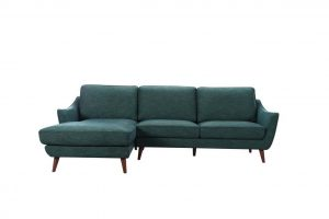 Olivia LAF Chaise – Evergreen
