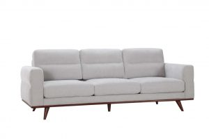 Leonardo Sofa – Light Taupe