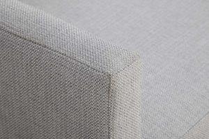 Firenza Sofa - Textured Silver